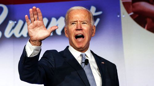 Joe Biden is the current frontrunner in the Democratic primary to take on Donald Trump.