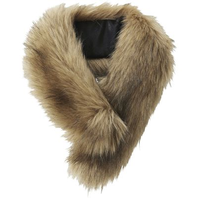 "<p>Shrug it off</p> <p>Carine faux shearling scarf, $29.90, <a href=""http://www.uniqlo.com/au/store/women-carine-faux-shearling-scarf-1897780002.html"" target=""_blank"">Uniqlo</a></p>"