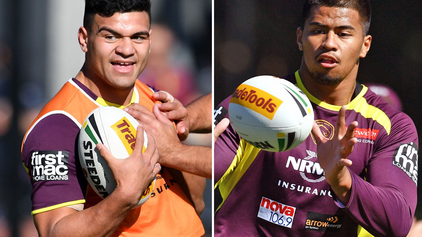 Fifita and Haas