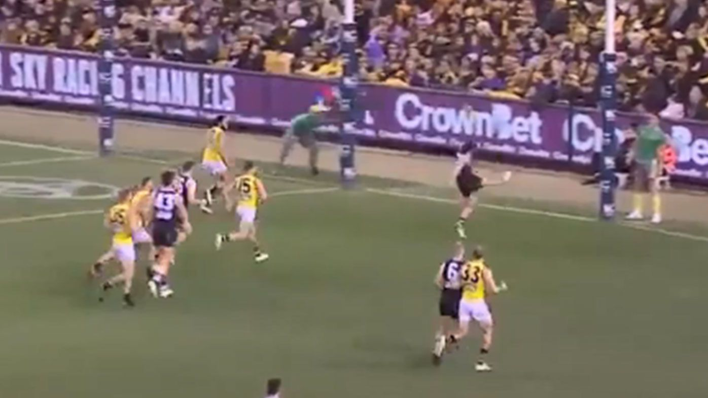Goal of the Year contender the only bright light in dark day for Saints
