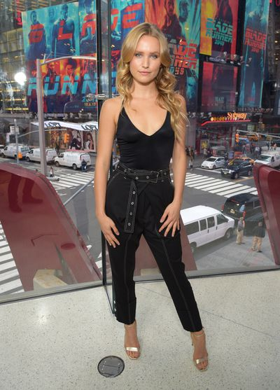 <p>Who: Sailor Brinkley-Cook</p> <p>Sailor Brinkley-Cook,is the daughter of&nbsp;Uptown Girl&nbsp;and '80s pin-up Christie Brinkley and ex-husband Peter Cook. The 19-year-old has walked for&nbsp;Dolce &amp; Gabbana and appeared in <em>Sports Illustrated </em>alongside her mother.</p>