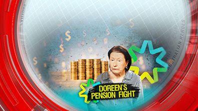 Doreen's pension fight