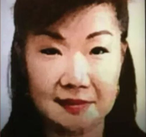 Tiffany Yiting Wan, accused of helping murder her mother and stuff her body in a suitcase found in Perth's Swan River, today wept in court as she saw her injuries.