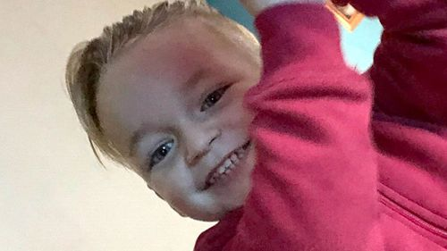Alfie Lamb, 3, was fatally crushed by a car seat.