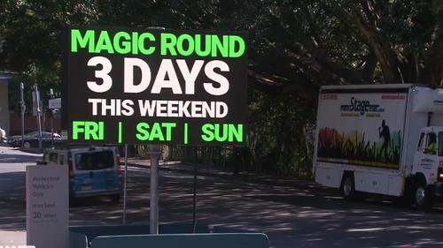 NRL Magic Round is set to pump the Brisbane economy by $20 million.