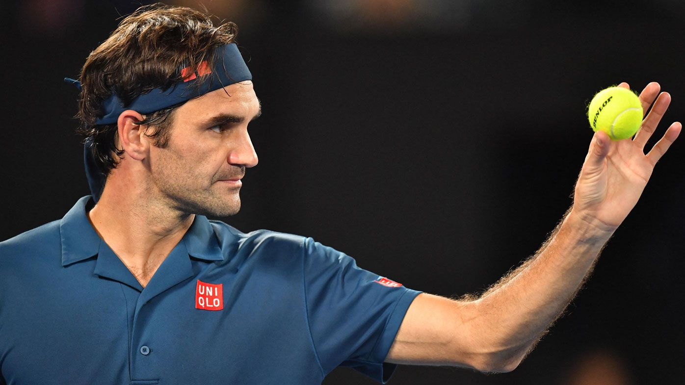 Roger Federer chasing titles, Grand Slams, not top ranking this season at age 37