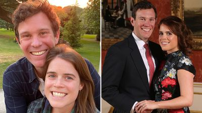 Princess Eugenie and Jack Brooksbank's relationship in photos