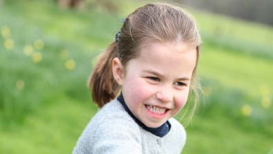 Princess Charlotte's fourth birthday is on May 2.