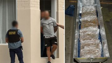 645kg of MDMA allegedly hidden inside barbecues has been seized by police.