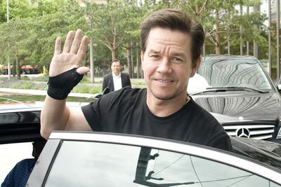 Bottom of the pack... but very respectably cashed-up! Mark Wahlberg's still making dough off 2012's mega-hit <i>Ted</i>.<br/><br/>Add in <i>Lone Survivor</i> ($150 million at the global box office) and his production company making the <i>Entourage</i> movie and TV's <i>Boardwalk Empire</i>, reality show <i>Wahlburgers</i> and his new HBO football comedy series with Dwayne 'The Rock' Johnson,<i>Ballers</i>. <i>Transformers: Age of Extinction</i> was released on June 27, so is not counted in this year's earnings.