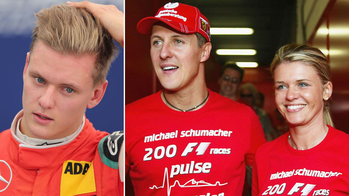 Mick Schumacher's hardship after famous father's accident revealed by friend