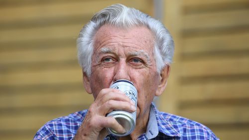 Bob Hawke is celebrating turning 88. (AAP)
