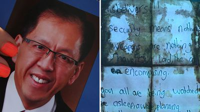 Alleged Curtis Cheng murder plotter backtracks on remorse