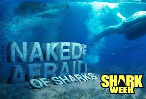 Naked And Afraid Of Sharks