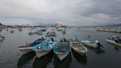 Seven mutilated bodies found in Mexican tourist port: official
