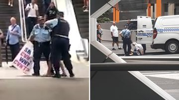 Danny Lim Sydney Arrest