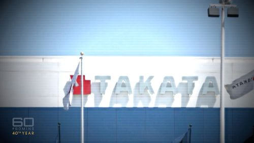 Takata's airbags are the subject of a national recall in Australia.