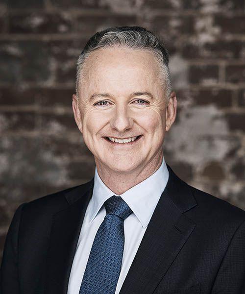 Nine CEO Hugh Marks.