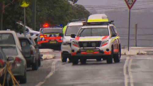 The man underwent surgery at the hospital after the alleged incident and remains in an induced coma under police guard.