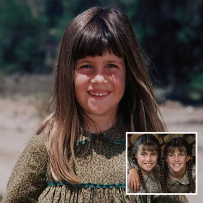 Carrie Ingalls — Little House on the Prairie