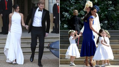 Meghan Markle's best friend Jessica Mulroney copies Stella McCartney royal wedding gown
