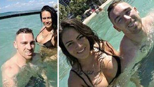 Former girlfriend of NRL star Bryce Cartwright found dead