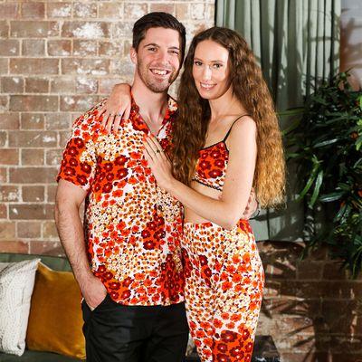 Patrick Dwyer and Belinda Vickers