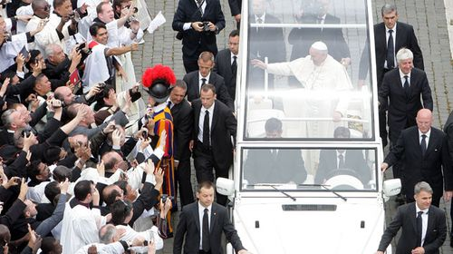 Pope Francis declares John Paul II, John XXIII saints