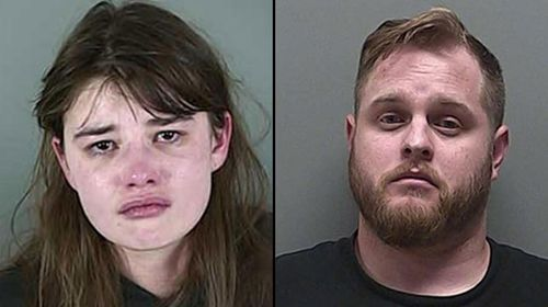 Couple arrested for having sex in car outside police station