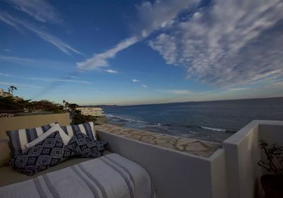 Kendall Jenner's oceanfront Malibu escape