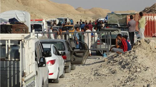 Islamic State says it has seized Iraqi city of Ramadi