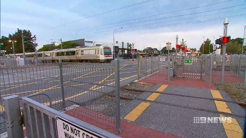 WA's Public Transport Authority says the number of people who are injured by trains is on the rise. (9NEWS)
