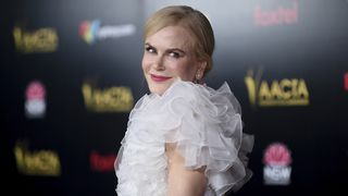 Nicole Kidman wins best supporting actress award at the international AACTAs