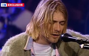 Aussie businessman has big plans after paying $9m for Kurt Cobain's guitar