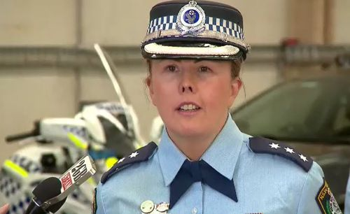 Det Insp Katie Orr has urged the driver to hand themselves in to police.