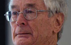 Emotional Dick Smith's big announcement