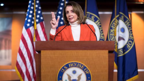 """""""We shouldn't impeach the president for political reasons and we shouldn't not impeach the president for political reasons,"""" Ms Pelosi recently told The Associated Press."""