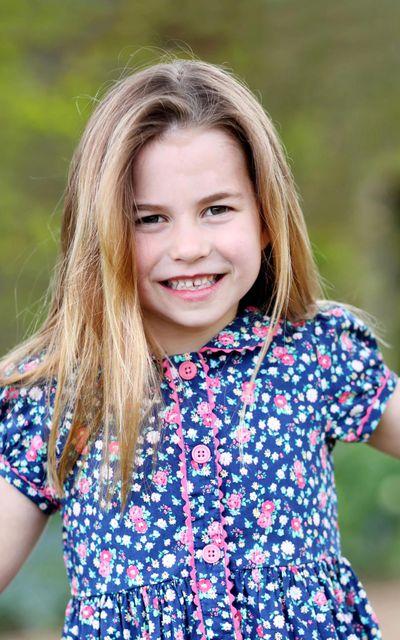 Princess Charlotte's 6th birthday, May 2021