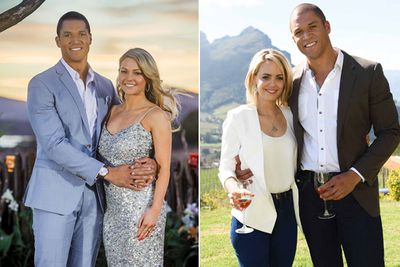 "Boy meets girl, boy proposes to girl on TV, boy dumps her and makes off with second runner-up. That's the uber-romantic path Blake Garvey took this year on <i>The Bachelor</i>, proposing to to Sam Frost (""100 percent yes"") with a $58k diamond ring... then ditching her for bachelorette Louise Pillidge.<br/><br/>The aftermath was ugly: Sam didn't know why Blake ended it and they both told their sides of the story to <i>The Project</i>. Blake and Louise sold their love story to <i>Woman's Day</i>, while Sam came out of the show with a new BFF, runner-up Lisa Hyde, who said that Blake also texted her after splitting with Sam. Yikes!"