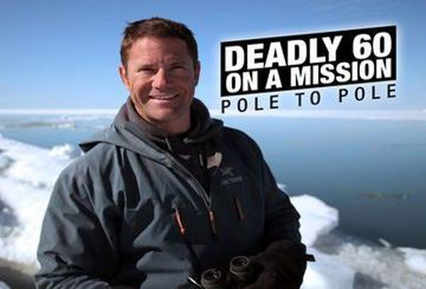 Deadly 60 on a Mission: Pole to Pole