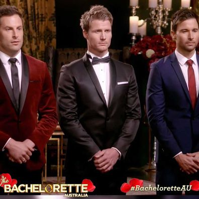 Sascha Mielczarek(left) was the winner on Sam Frost's season of The Bachelorette.