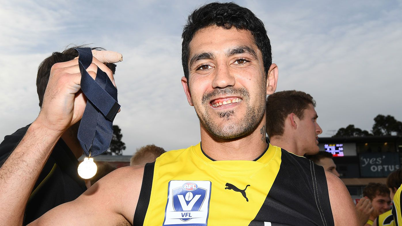 Bold Richmond Tigers selection call for AFL Grand Final
