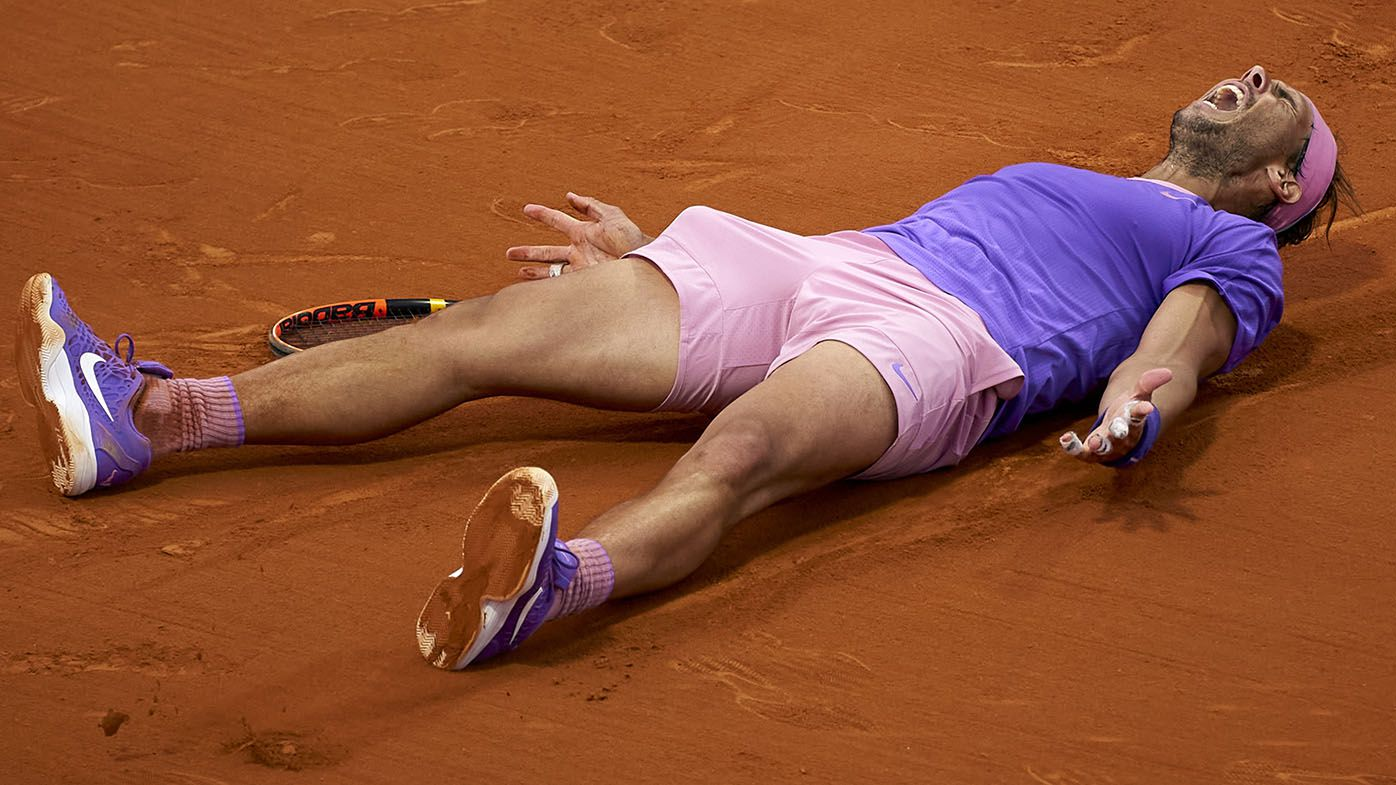 Rafael Nadal wins historic Barcelona final over Stefanos Tsitsipas for 12th title