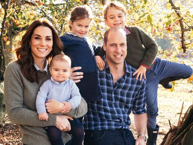 Prince William reveals he took Prince George Princess Charlotte and Prince Louis lambing in Norfolk during mid term break