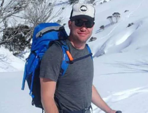 NSW climber Michael Davis reportedly fell to his death after a huge rock fall.