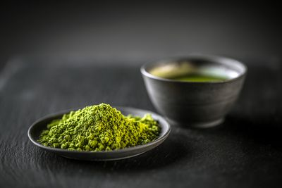 <strong>Stock up on green tea</strong>