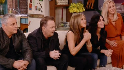 'Friends: The Reunion' is expected to be an emotional affair at times.