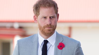 Prince Harry's lovely term for Princess Diana