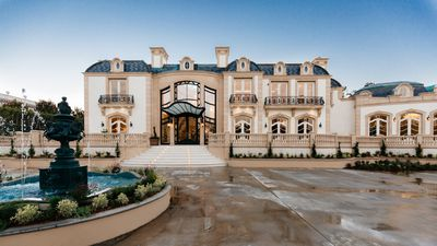 Disney-like French Palace in Beverley Hills up for $101 million