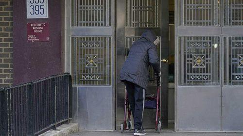 Three elderly women were allegedly murdered by a man who ran errands for tenants.